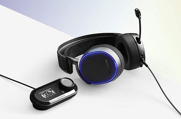 SteelSeries Arctis Pro + GameDAC Gaming Headset  - digital audio