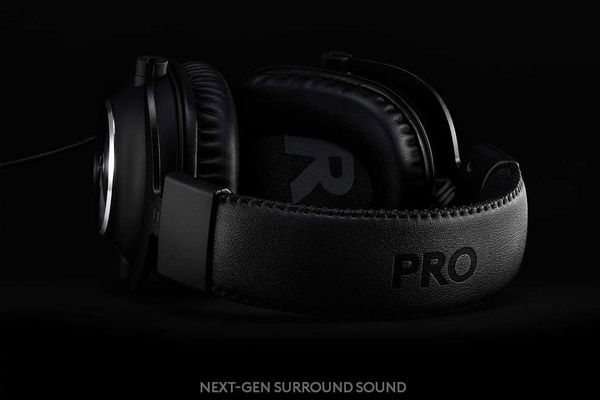 2nd in Top 5 best PS5 gaming headsets 2021. Logitech Pro Gaming