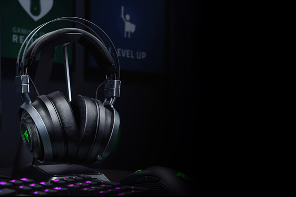 5th in Top 5 best gaming ps5 headsets 2021.  Razor Nari Ultimate