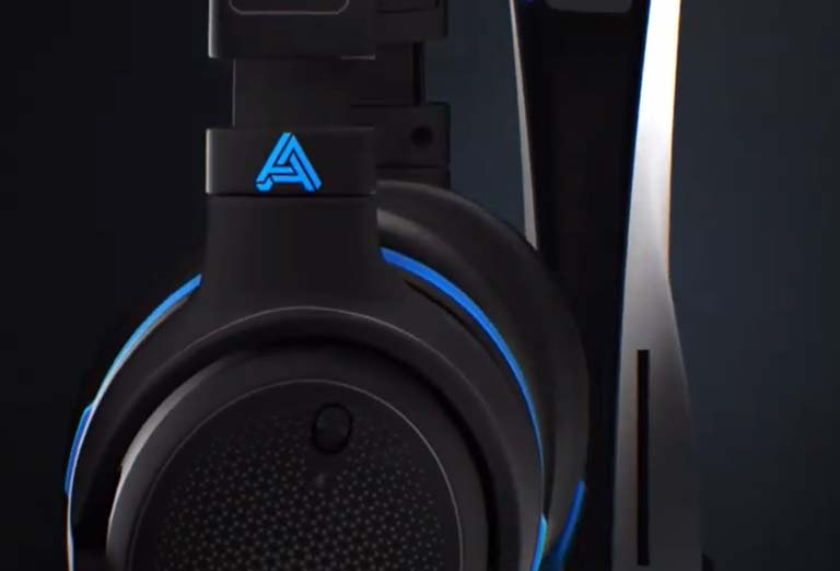 Audeze Penrose gaming headset for PS5 and Xbox Series X