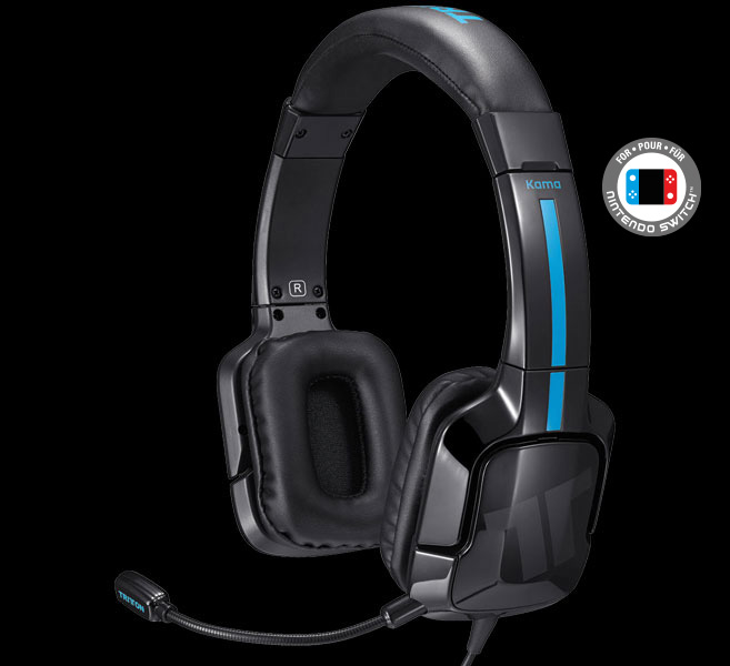 Kama™ Stereo Headset for PS 4 & PS Vita