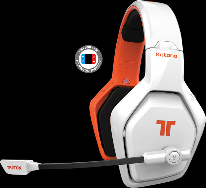 the world's first HDMI-powered gaming headset with wireless connectivity and 7.1 DTS surround sound
