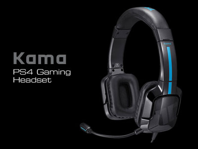 kama PS4 headset