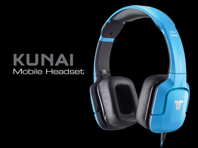 Kunia for iOS headset